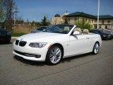 2011 Alpine White BMW 3 Series 335i Convertible #48025626