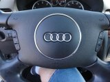 Audi Allroad 2005 Badges and Logos