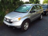 2008 Whistler Silver Metallic Honda CR-V LX #48025352