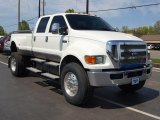 2008 Ford F650 Super Duty Oxford White