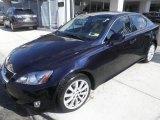 2008 Black Sapphire Pearl Lexus IS 250 AWD #48026424