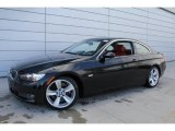 2008 Black Sapphire Metallic BMW 3 Series 335i Coupe #48025421