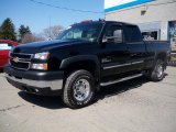 2007 Chevrolet Silverado 2500HD Classic LT Extended Cab 4x4 Data, Info and Specs