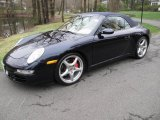 2007 Midnight Blue Metallic Porsche 911 Carrera S Cabriolet #48025425