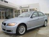 2010 Blue Water Metallic BMW 3 Series 328i Sedan #48025888