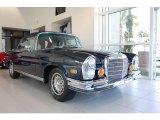 1971 Mercedes-Benz S Class 280SE 3.5 Convertible