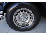 Mercedes-Benz S Class 1971 Wheels and Tires