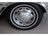 Mercedes-Benz 600 Wheels and Tires