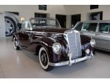 1953 Mercedes-Benz 220 Cabriolet