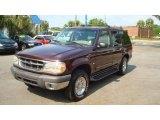 1999 Ford Explorer Chestnut Metallic