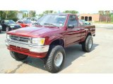 Toyota Pickup Data, Info and Specs