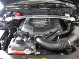 2012 Ford Mustang C/S California Special Coupe 5.0 Liter DOHC 32-Valve Ti-VCT V8 Engine