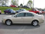 2008 Light Sage Metallic Ford Fusion SE #48099474