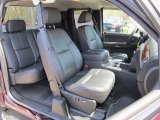 2008 Chevrolet Silverado 1500 LTZ Extended Cab 4x4 Dark Titanium Interior