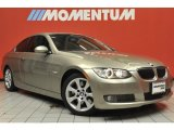 2008 Platinum Bronze Metallic BMW 3 Series 335i Coupe #48099910