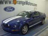 2006 Vista Blue Metallic Ford Mustang GT Premium Coupe #48099702