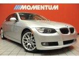2008 Titanium Silver Metallic BMW 3 Series 328i Coupe #48099917
