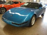Chevrolet Corvette 1992 Data, Info and Specs