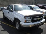 2006 Summit White Chevrolet Silverado 1500 Z71 Extended Cab 4x4 #48099331