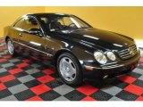 2002 Mercedes-Benz CL 600