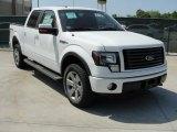 2011 Oxford White Ford F150 FX4 SuperCrew 4x4 #48099738