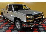 2006 Sandstone Metallic Chevrolet Silverado 1500 LS Extended Cab 4x4 #48099941