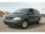 2004 Chrysler Town & Country Onyx Green Pearlcoat