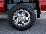 2007 Dodge Ram 3500 Laramie Quad Cab 4x4 Wheel