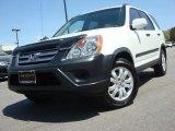 2006 Taffeta White Honda CR-V EX #48099625