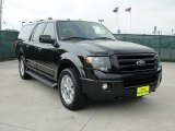 2010 Tuxedo Black Ford Expedition EL Limited 4x4 #48099748