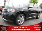 2011 Blackberry Pearl Dodge Durango Citadel #48099641