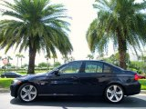 2009 Monaco Blue Metallic BMW 3 Series 335i Sedan #48099384