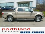 2011 Pale Adobe Metallic Ford F150 Lariat SuperCrew 4x4 #48099401