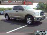 2008 Desert Sand Mica Toyota Tundra SR5 TRD Double Cab 4x4 #48099983