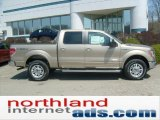 2011 Pale Adobe Metallic Ford F150 Lariat SuperCrew 4x4 #48099402