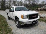 2011 GMC Sierra 2500HD Work Truck Regular Cab Commercial Data, Info and Specs