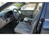 2002 Oldsmobile Intrigue GX Pewter Interior