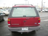 1992 Ford Explorer Electric Currant Red Metallic
