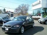 2008 Sparkling Graphite Metallic BMW 3 Series 335xi Sedan #48099440