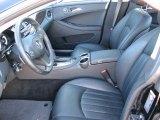 2010 Mercedes-Benz CLS 550 Black Interior