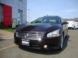 2010 Crimson Black Nissan Maxima 3.5 SV Sport #48099823