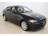 2008 Monaco Blue Metallic BMW 3 Series 335xi Sedan #48100041