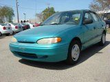 Hyundai Accent 1996 Data, Info and Specs