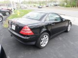 1998 Mercedes-Benz SLK Black
