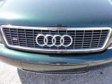 Audi S8 2001 Badges and Logos