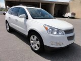 2009 Chevrolet Traverse LTZ AWD Data, Info and Specs