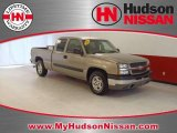 2003 Light Pewter Metallic Chevrolet Silverado 1500 LS Extended Cab #48167447