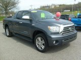 2008 Slate Gray Metallic Toyota Tundra Limited Double Cab 4x4 #48168107