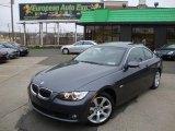 2008 Sparkling Graphite Metallic BMW 3 Series 328xi Coupe #48167984