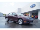 2011 Bordeaux Reserve Metallic Ford Fusion SE V6 #48167924